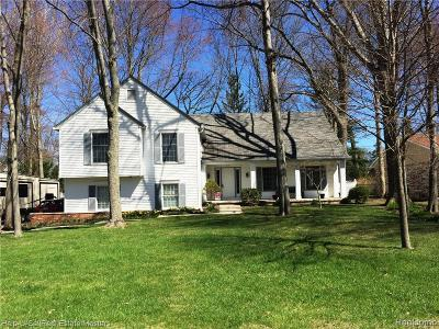 Saint Clair Single Family Home For Sale: 1918 Jackson St
