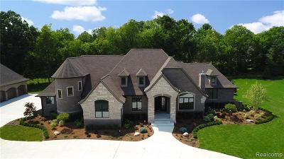 Romeo, Richmond Single Family Home For Sale: 70797 Clairwood Ln