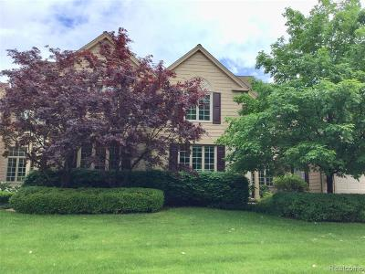 Bloomfield Hills Condo/Townhouse For Sale: 611 Windsor Run