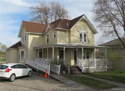 Mount Clemens Multi Family Home For Sale: 219 S Main St
