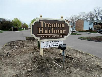 Trenton Condo/Townhouse For Sale: 1365 Harbour Blvd