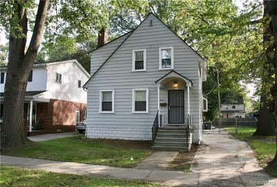 Taylor Single Family Home For Sale: 6011 Westpoint St
