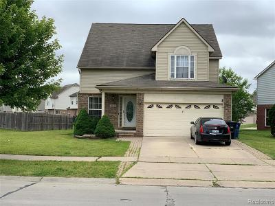Westland Single Family Home For Sale: 30135 Marshall Dr