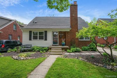 Birmingham Single Family Home For Sale: 2494 Manchester Rd