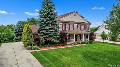 Rochester Single Family Home For Sale: 33 Oakbridge Dr
