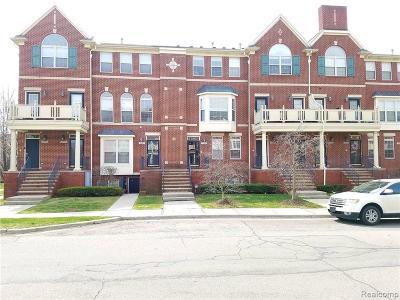 Troy Condo/Townhouse For Sale: 3184 Newbury Pl, Unit 54, Bldg 6