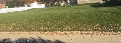 Sterling Heights Residential Lots & Land For Sale: Ladrone Ave