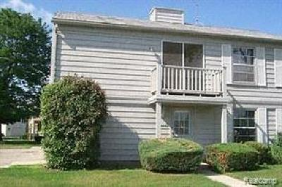 Lake Orion Condo/Townhouse For Sale: 2927 Rockford Crt