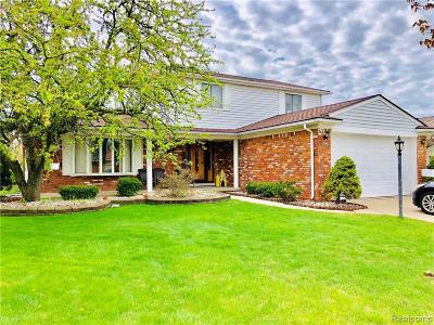Dearborn Heights Single Family Home For Sale: 26311 Sims St