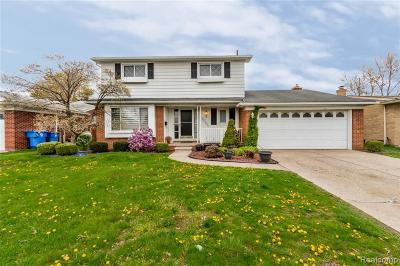 Dearborn Heights Single Family Home For Sale: 27364 Wilson Dr