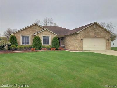 Washington Single Family Home Keep Showing-Contgcy Appl: 7500 Village Dr