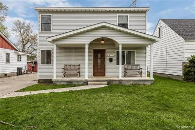 Taylor Single Family Home For Sale: 11133 Syracuse St
