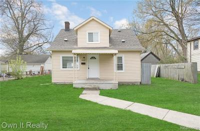 Taylor Single Family Home For Sale: 25255 Charles St