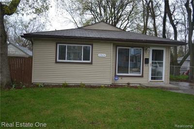 Ferndale Single Family Home For Sale: 2924 Horton St