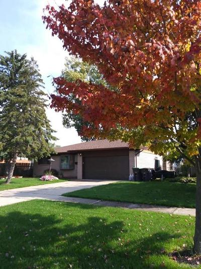 Taylor Single Family Home For Sale: 15143 Westlake St