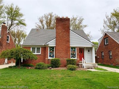 Birmingham Single Family Home For Sale: 2685 Manchester Rd