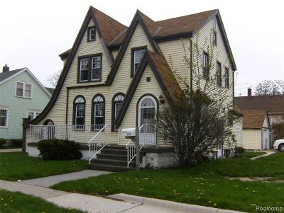 Port Huron Single Family Home For Sale: 1702 10th Ave