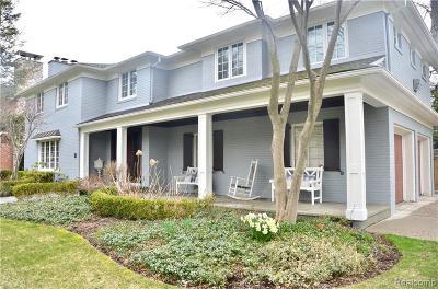 Birmingham Single Family Home For Sale: 1220 Brookwood St