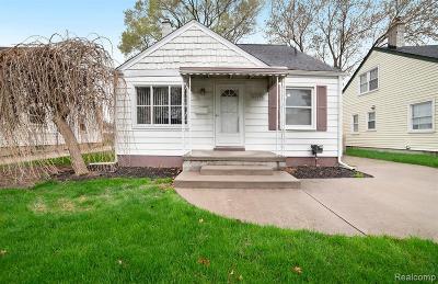 Roseville Single Family Home For Sale: 27391 Blum St