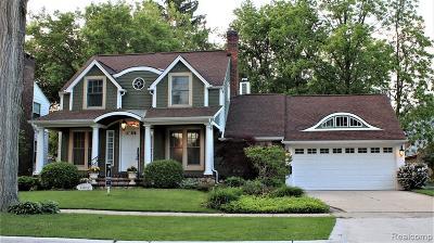Birmingham Single Family Home For Sale: 1367 Villa Rd