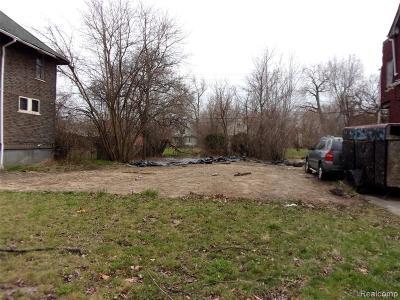 Detroit Residential Lots & Land For Sale: 430 E Philadelphia