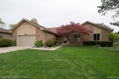 Troy Single Family Home For Sale: 5598 Cheltenham Dr