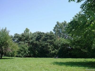 Sterling Heights Residential Lots & Land For Sale: 5576 Northlawn Dr