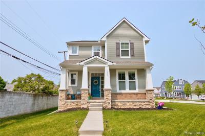 Royal Oak Single Family Home For Sale: 3483 Marais Ave
