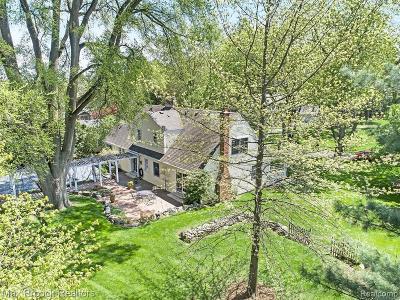 Franklin Residential Lots & Land For Sale: 26258 Vincennes Ave