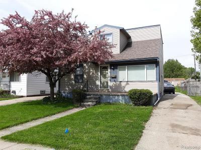 Roseville Single Family Home For Sale: 29341 Little Mack Ave
