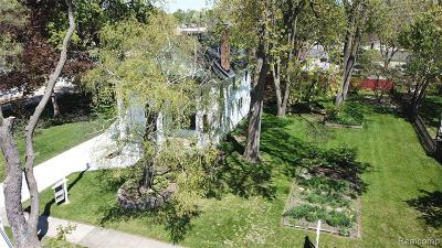 Royal Oak Residential Lots & Land For Sale: 603 Midland Blvd