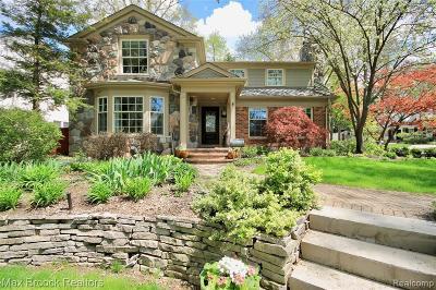Birmingham Single Family Home For Sale: 210 Abbey St