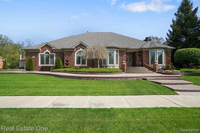 Shelby Twp Single Family Home For Sale: 3565 Torrington Crt