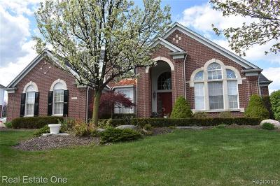 Troy Single Family Home For Sale: 1778 New Castle Dr