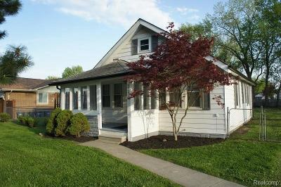 Sterling Heights Single Family Home For Sale: 2150 Chesley Dr