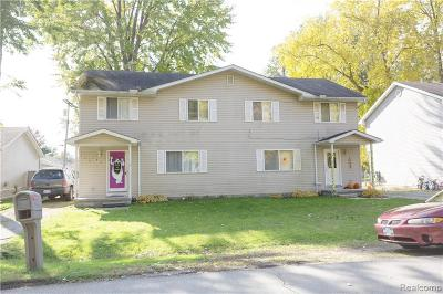 St. Clair Multi Family Home For Sale: 451 Maple