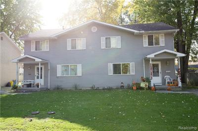 St. Clair Multi Family Home For Sale: 455 Maple St