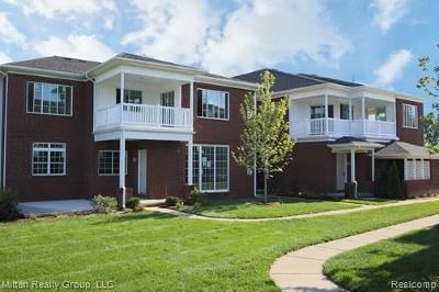 Washington Condo/Townhouse For Sale: 6729 Boulder Pointe Dr