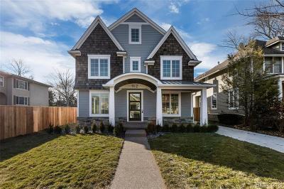 Birmingham Single Family Home For Sale: 912 Ann St