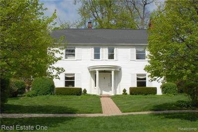 Birmingham Single Family Home For Sale: 110 Aspen Rd