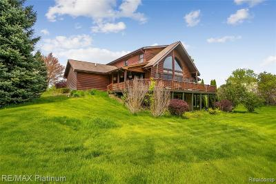 Oakland Single Family Home For Sale: 4500 Rebecca Ln