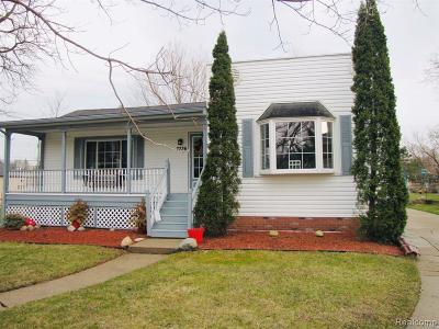 Washington Single Family Home For Sale: 7736 Lindrath
