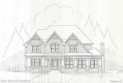 Birmingham Single Family Home For Sale: 583 Southfield Rd
