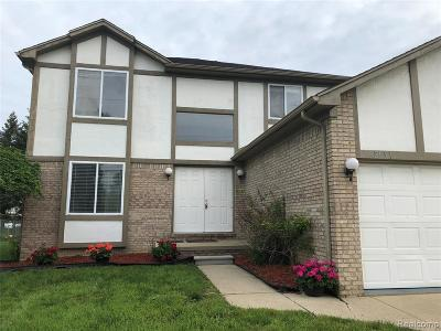 Troy Single Family Home For Sale: 2151 Brinston Dr