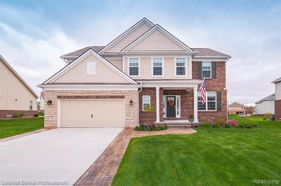 Lake Orion Single Family Home For Sale: 2443 Findley Cir
