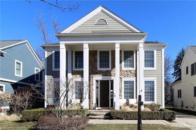 Birmingham Single Family Home For Sale: 567 Catalpa Dr