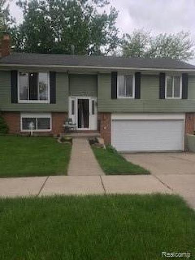 Troy Single Family Home For Sale: 3445 Auburn Dr