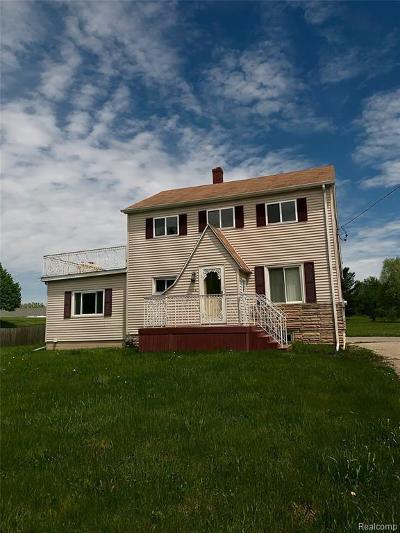 Flint Single Family Home For Sale: 3204 N Linden Rd