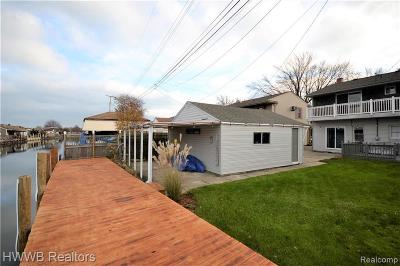 Saint Clair Shores Single Family Home For Sale: 23273 Doremus St