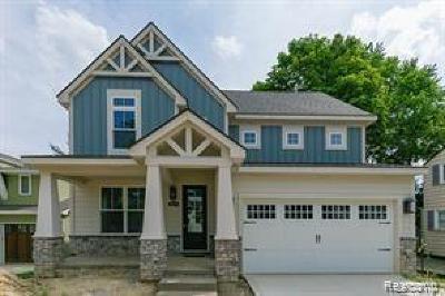 Rochester Single Family Home For Sale: 814 Harding Ave
